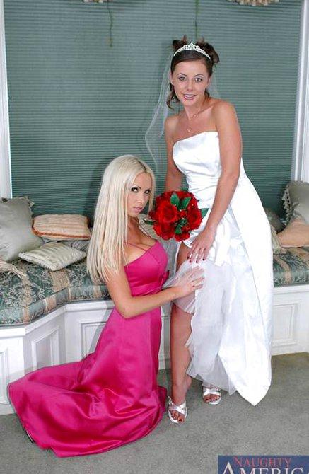 Трахнули невеступеред свадьбой
