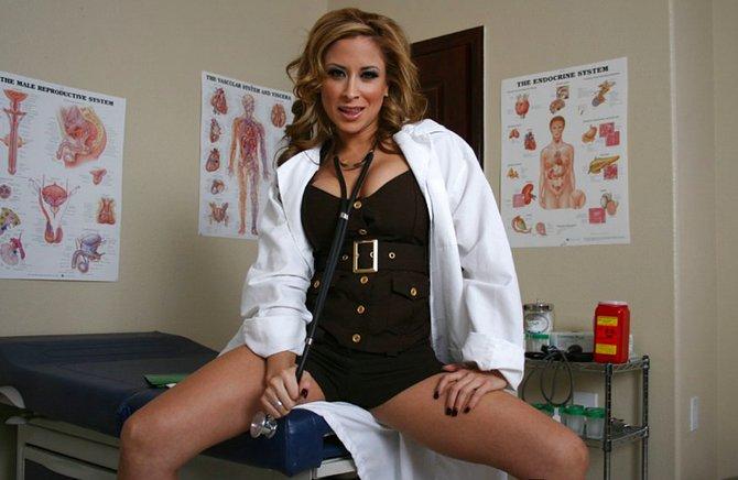 Стриптиз медсёстер