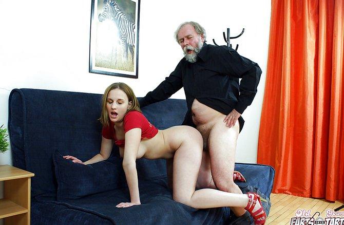 порно как дед наказывал свою внучку