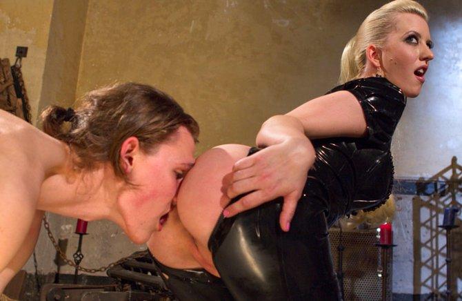 Нужен послушный раб лизун бдсм больше