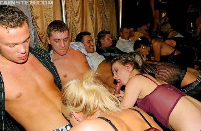 Порно миньет вечеринок